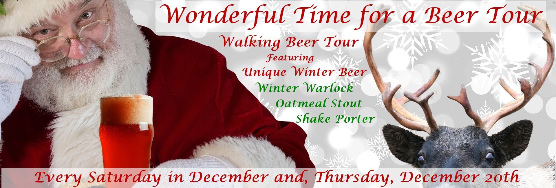 Wonderful Time for a Beer Tour