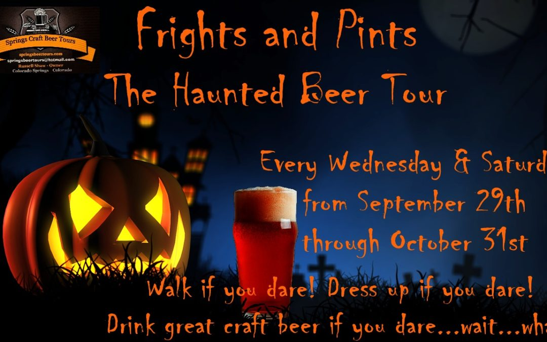 Frights and Pints