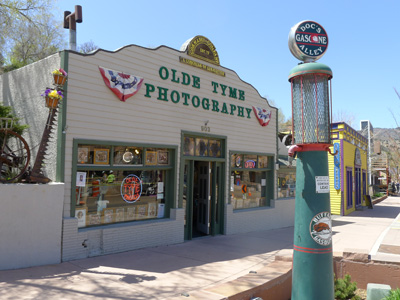 Olde Tyme Photography - Manitou Springs