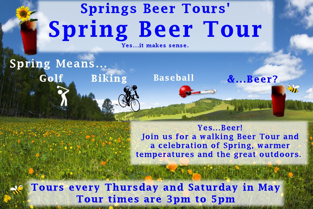 The Spring Beer Tour